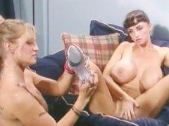 Lesbian Fetish Fever 02 - Scene 3