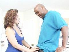 My Black Step dad 2 - Scene 4