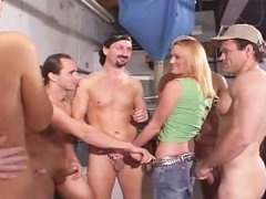 Gangbang Bitches 1 - Scene 1