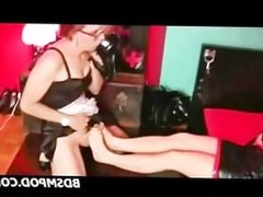 Sissy Boy Shoe And Foot Worship