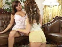 Lesbian Lover 17 - scene 4