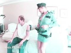 Mandy gets choke fucked