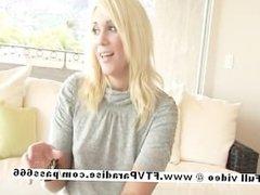 Vicki funny amazing super sexy blonde
