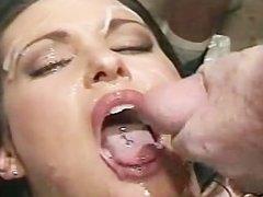 American Bukkake 16 (sperm academy)