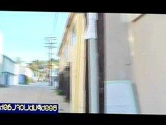Ashley Grace - Public Flashing Vibrator Girl pt.2