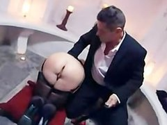 Big ass blonde anal crazyness