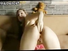 Blonde German Anal Sex Gaping Ass Fisting