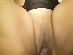 Hot Peruvian MILF with a big fat ass