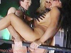 Sex Bizarr With Mega Boobs Anal Blowjob
