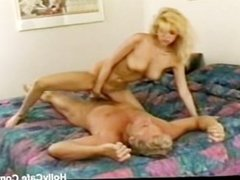 Jenna Jamesons First Sex Scene Blonde Pornstar