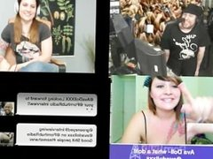 Pornhub Radio Feb 20 2013 - Guests Ava Doll and Kelly Pierce
