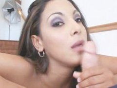 Busty Chick Gets Pussy Licked And Nailed