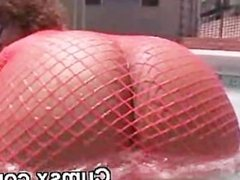 Massvie Wet Fat Ass Slut Sucking