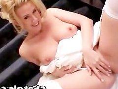 Black haired horny pussy dick slamming