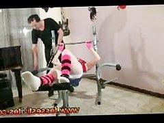 Clip Sport BDSM ABDl en couche et collants