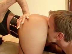 Creampied Squirting Superslut Services A Bunch of Cocks (GZH)