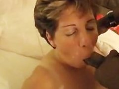 mature take a BBC and loves it deep