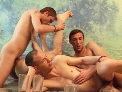 Fresh Foreign Foursome