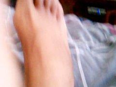 Big Sexy Ebony Feet size 11 part 1
