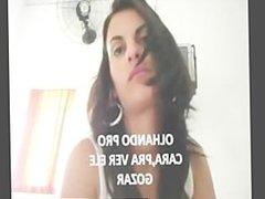 Brazilian Dhilliane Gaucha Handjob