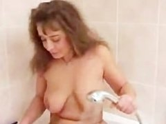 Dave's Shaves Her Pussy