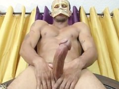 Masquerade Men: Mike's Private Session