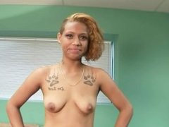 INTERRACIAL DREAM GIRLS - Scene 2