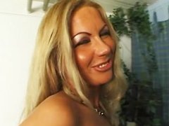 Cougar MILF strips for your pleasure