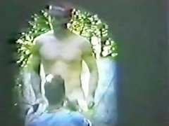 spycam @ masturbation park