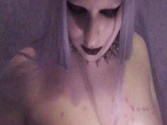 Nadine Cays - Gothic Wachs Spiele