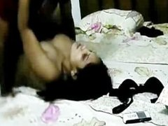 Hot Indian aunty fucking her Partner and enjoyed fully