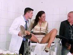 Piss fetish bizarre group shower