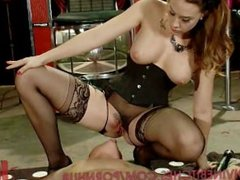 Chanel Prestone Loves Pegging and Punishing