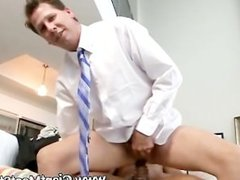 Gay whitey pumped full of dick