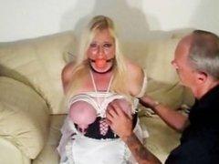 wench wendys breast bondage