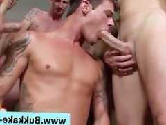 Dick hungry amateur gay goes