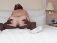 Mama Hitting the Sheets is Vegas -