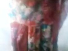 Hot Telugu aunty remove her Panty and show her PUSSY and Boobs