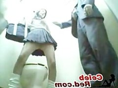 Japanese School Jerking Class japanese