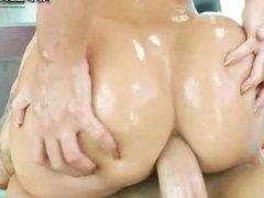 Hardcore anal fuck with Jada Stevens
