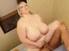 Big Beautiful Woman w/ Massive Boobs