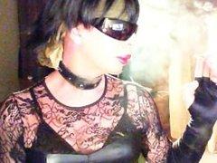smoking whore by savana