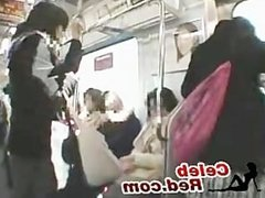 Japanese Handjob In Train japanese