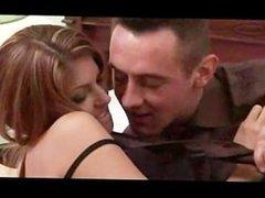 Hot passionate sex between lovers in Art of Sex