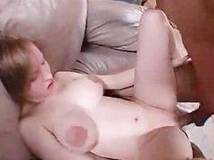 amateur slut with big tits goes hardcore