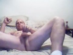 Check out this HOT Built Daddy cum