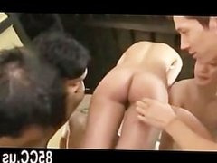 hot spring funny game punishment 05