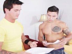 Brody Wilde & Dante Escobar Fuck and Suck in this hot video!!