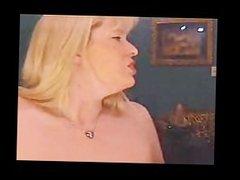 Smoking and having orgasms on a cumming machine