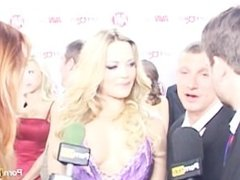 PornhubTV Alexis Texas Interview at 2012 AVN Awards